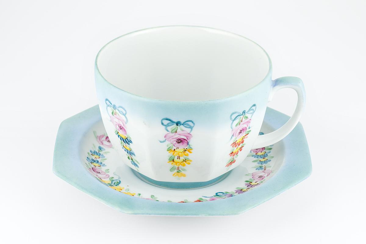 [写真]カフェオレカップ