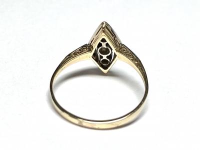 [サムネイル]アール・デコ ダイヤモンドリング