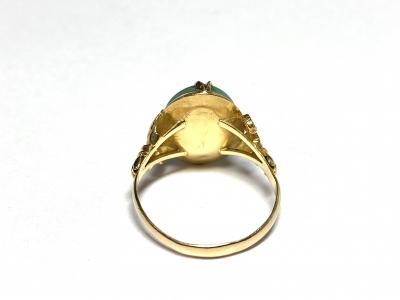 [サムネイル]翡翠のリング